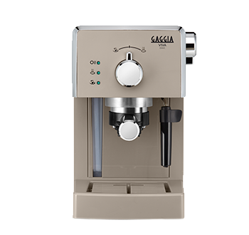 RI8427//11 GAGGIA Manual italian coffee machine GRANGAGGIA PRESTIGE SB